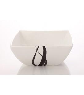 Miska White Basics Breeze - 18cm