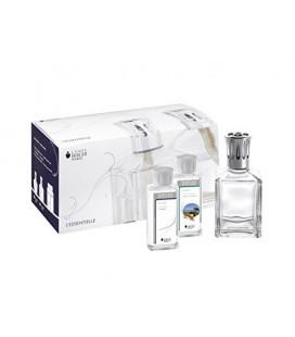 Katalytická lampa Essentielle hranatá 380ml+180ml Neutrálna zmes+180ml vône